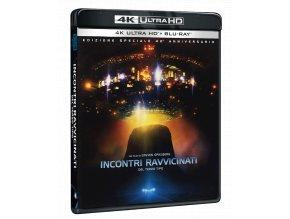 Blízká setkání třetího druhu (4k Ultra HD Blu-ray + Blu-ray. CZ pouze na UHD)