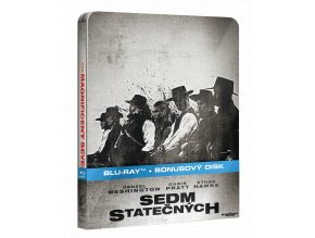sedm statecnych 2016 blu ray steelbook