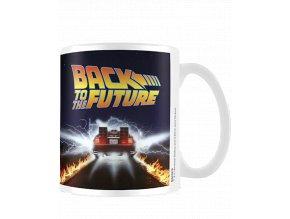 Hrnek Návrat do budoucnosti: DeLorean (315 ml)
