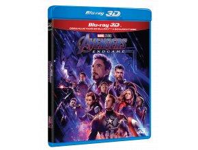 Avengers: Endgame (Blu-ray 3D + 2x Blu-ray 2D)