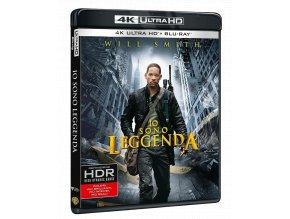 Já, legenda (4k Ultra HD Blu-ray + Blu-ray, CZ pouze na UHD)