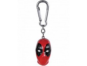 3D Klíčenka Marvel: Deadpool