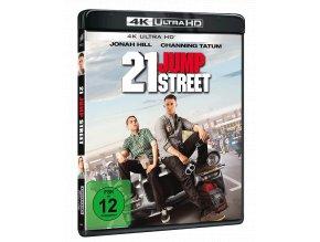 21 Jump Street (4k Ultra HD Blu-ray + Blu-ray, CZ pouze na UHD)