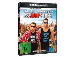 22 Jump Street (4k Ultra HD Blu-ray + Blu-ray, CZ pouze na UHD)