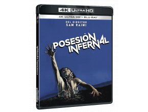 Smrtelné zlo / Lesní duch (4k Ultra HDn Blu-ray + Blu-ray, CZ pouze na UHD)