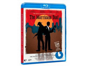 Ennio Morricone Duel: The Most Dangerous Concert Ever (Blu-ray)