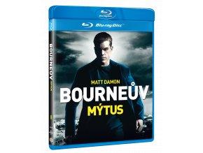 Bourneův mýtus (Blu-ray)