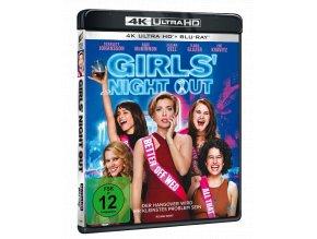 Holky na tahu (4k Ultra HD Blu-ray + Blu-ray, CZ titulky pouze na UHD)