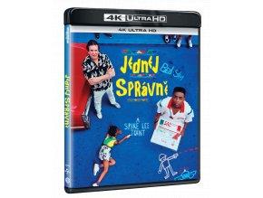 Jednej správně (4k Ultra HD Blu-ray)