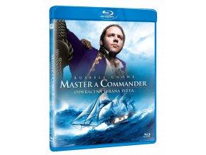 Master & Commander: Odvrácená strana světa (Blu-ray)