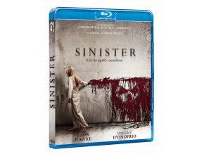 sinister blu ray