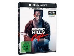 Policajt v Beverly Hills (4k Ultra HD Bliu-ray + Blu-ray, Bez CZ)