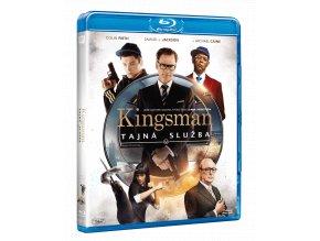 Kingsman: Tajná služba (Blu-ray)