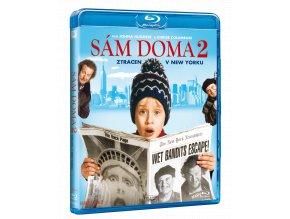 Sám doma 2: Ztracen v New Yorku (Blu-ray)