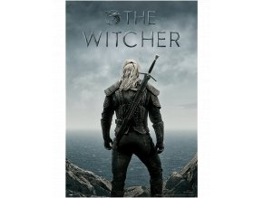 Plakát Zaklínač - Netflix: Geralt z Rivie (91,5 x 61 cm)