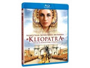 Kleopatra (1963, 2x Blu-ray)