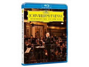 John Williams: Live in Vienna (Blu-ray, Dolby Atmos)