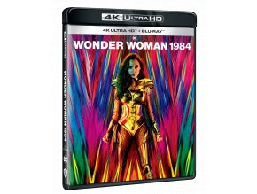 Wonder Woman 1984 (4k Ultra HD Blu-ray + Blu-ray)