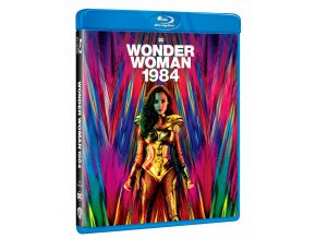 Wonder Woman 1984 (Blu-ray)Wonder Woman 1984 (Blu-ray)