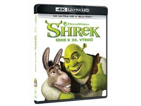 Shrek (4k Ultra HD Blu-ray + Blu-ray)