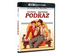 Podraz (4k Ultra HD Blu-ray + Blu-ray)