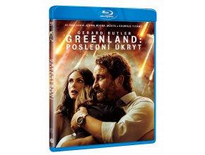 Greenland: Poslední úkryt (Blu-ray)