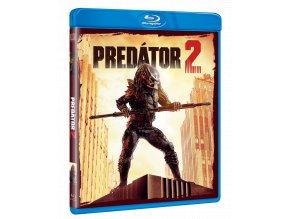 Predátor 2 (Blu-ray)