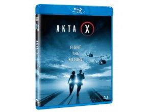 Akta X: Film (Blu-ray)