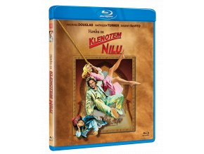 Honba za klenotem Nilu (Blu-ray)