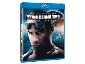 Černočerná tma (Blu-ray)