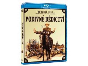 Podivné dědictví (Blu-ray)