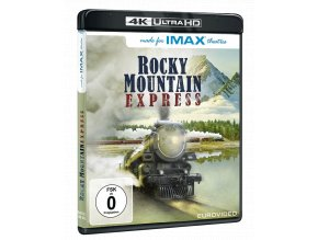 Rocky Mountain Express (4k Ultra HD Blu-ray)