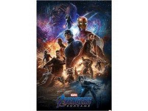 Plakát Marvel: Avengers Endgame - Z popela