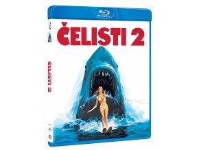 Čelisti 2 (Blu-ray)