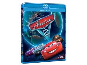 Auta 2 (Blu-ray + DVD)