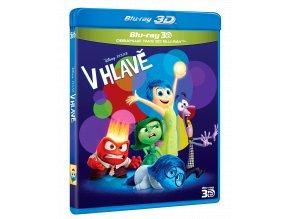 V hlavě (Blu-ray 3D + Blu-ray 2D)