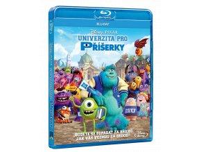 Univerzita pro příšerky (Blu-ray)