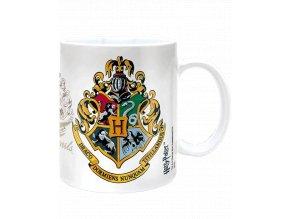 Hrnek Harry Potter: Bradavický erb (325 ml)