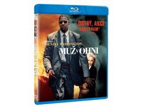 Muž v ohni (Blu-ray)
