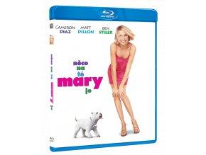 Něco na té Mary je (Blu-ray)