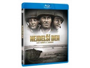 Nejdelší den (Blu-ray)
