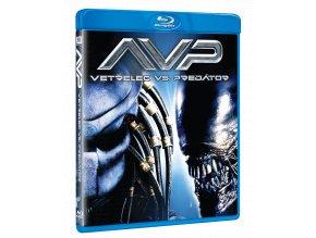 Vetřelec vs. Predátor (Blu-ray)