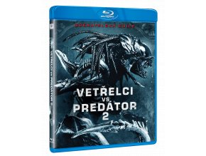 Vetřelci vs. Predátor 2 (Blu-ray)