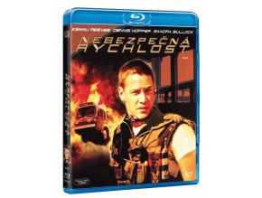 Nebezpečná rychlost (Blu-ray)