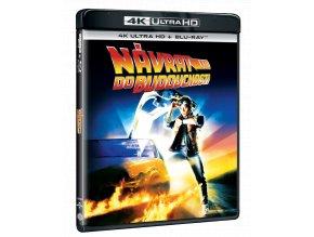 Návrat do budoucnosti (4k Ultra HD Blu-ray + Blu-ray)