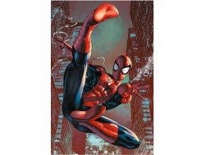Plakát Marvel: Spider-Man - Zhoupnutí New Yorkem (91,5 x 61 cm)