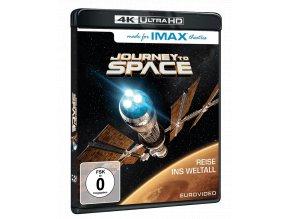 Cesta do vesmíru (4k Ultra HD Blu-ray)
