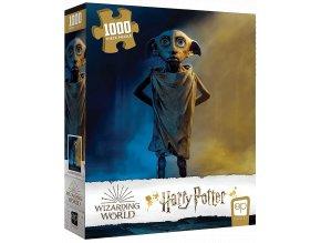 Puzzle Harry Potter: Dobby (1000 ks, 48x69 cm)
