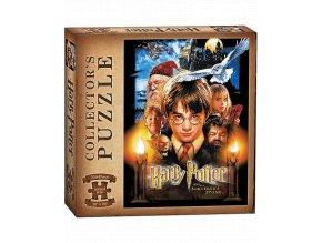 Puzzle Harry Potter: Kámen mudrců (550 kusů, 46x61 cm)