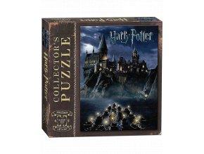 Puzzle Harry Potter: Bradavice (550 ks, 46x61 cm)